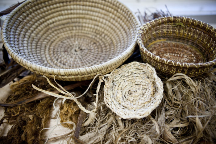 Make Your Own Coiled Basket Using Local Wild Plants
