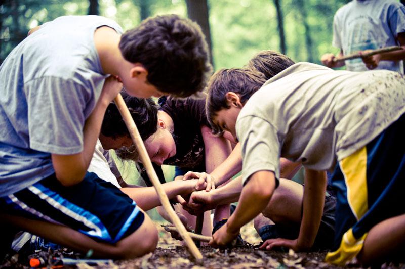 Summer Camp Programs - Sasamat Outdoor Centre