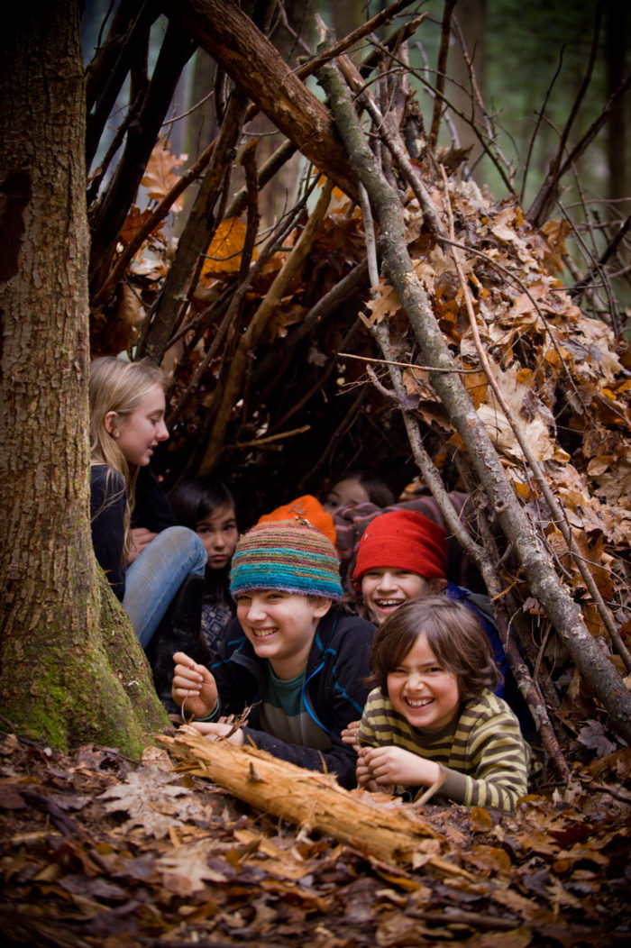 Wild Earth Homeschool Program