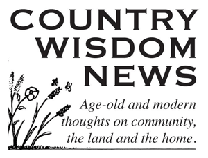 Country Wisdom News