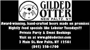 Gilded Otter